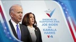 Joe Biden aapishwa kuwa Rais wa 46 wa Marekani