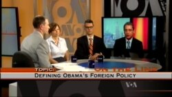 ON THE LINE: Defining President Obama's Foreign Policy