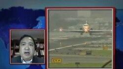 时事大家谈:防空识别区画一圈,中国输了还是赢了?