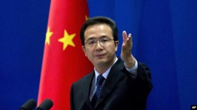 Juru bicara kementrian Luar Negeri Tiongkok, Hong Lei mengatakan bahwa Tiongkok mendukung status pengamat di PBB untuk Palestina (Foto: dok).