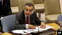 阿富汗常驻联合国代表塔宁