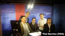 VOA Thai staff