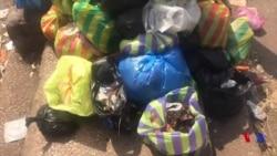 La lutte contre les sacs en plastique en Guinée (vidéo)
