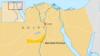 Các tay súng bắn chết 5 cảnh sát Ai Cập
