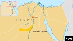 Beni-Suef Province, Egypt