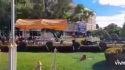Video Related to 150 Bed Hospital at KM16 in a Stadium Area, Vientiane, Laos PDR 2021-08-13