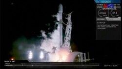 SpaceX Uzaya Yeni Uydu Gönderdi