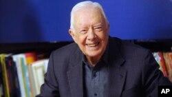 El expresidente de los Estados Unidos de América, Jimmy Carter, regresó al hospital el fin de semana, días después de haber sido dado de alta del centro médico de la Universidad Emory en Atlanta, Georgia.