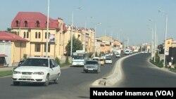 Samarqand ko'chalari