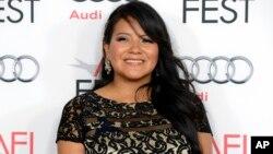 """Misty Upham trabajó al lado de Quentín Tarantino, en la cinta Django Desencadenado, aunque su salto a la fama llegó con su papel en """"August: Osage County""""."""