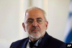 모하마드 자바드 자리프 이란 외무장관.