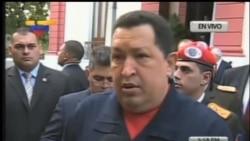 2012-06-10 美國之音視頻新聞: 查韋斯稱癌症康復進展無問題