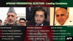 یک هفته تا دومین انتخابات سراسری ریاست جمهوری در افغانستان