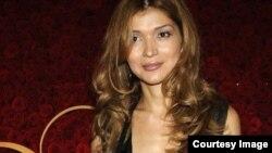 Gulnara Karimova (Social Media)