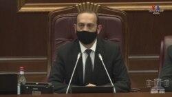 Հրայր Թովմասյանը կդադարի պաշտոնավարել որպես ՍԴ նախագահ, բայց կմնա ՍԴ անդամ