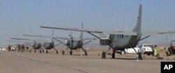 هلیکوپترهای اهدایی ایالات متحده به افغانستان
