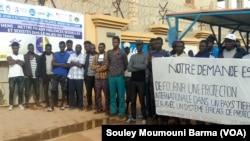 'Yan Gudun Hijiran Sudan a Nijar