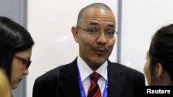 Menteri Penerangan Venezuela Ernesto Villegas (Foto: dok).