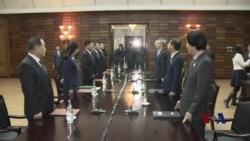 韩朝商谈朝鲜牡丹峰乐团前往冬奥会