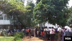 Thousands of people have visited an eye camp in Harare.(Photo: Patricia Mudadigwa)