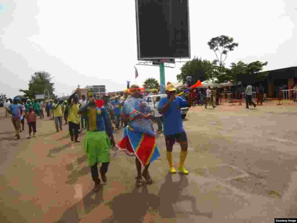 Guinea abafana