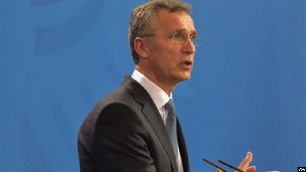 Генсек НАТО прибыл с официальным визитом в Вашингтон