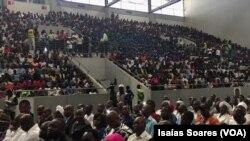 Cerimónia Dia da Paz 2018, Malanje, Angola
