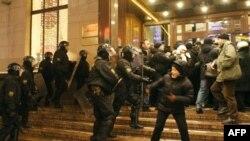 Беларусь. Минск. 19 декабря 2010 год