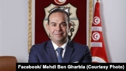 Le ministre des droits de l'Homme Mehdi Ben Gharbia, 24 juin 2017. (Facebook/ Mehdi Ben Gharbia)