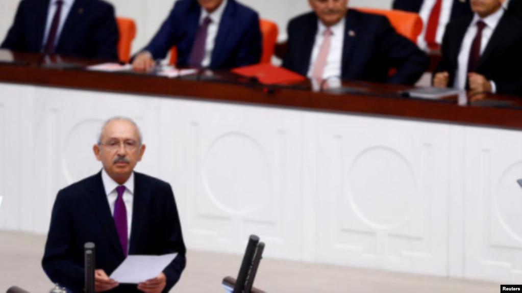 Turqi, opozita i frikësohet burgosjes së udhëheqësit të saj