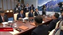 2 miền Triều Tiên đồng ý thương thuyết
