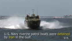 Watch: About the Riverine Patrol Boat
