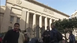 EGYPT JAILED JOURNALISTS VIDEO