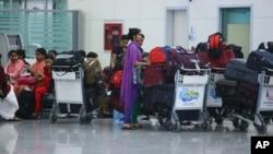 이라크 이르빌 국제 공항. (자료사진)