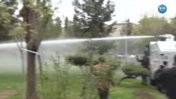 HDP'li Milletvekili Polis Müdahalesinde Yaralandı