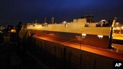 Грузовое судно Baltic Ace (архивное фото)
