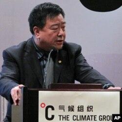 中國國務院參事石定寰(資料照片)