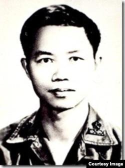Tác giả Phạm Việt Châu. (Ảnh của gia đình tác giả).