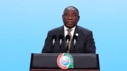 Le président Ramaphosa condamne des attaques xénophobes en Afrique du Sud