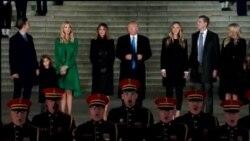 Donald Trump ararahira nka perezida wa 45 wa Leta zunze Ubumwe z'Amerika