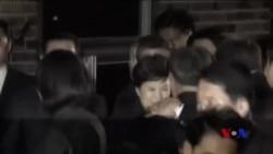 南韓罷免總統朴槿惠下周將被問訊 (粵語)
