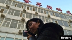 人权活动人士曹顺利的律师王宇