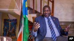 Shugaban yan tawayen Sudan Ta Kudu Riek Machar