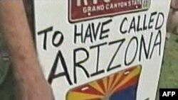 Federalna tužba protiv Arizone