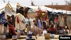 Unos 300.000 malienses ha tenido que huir a campamentos de refugiaods como países vecinos como burkina Faso.