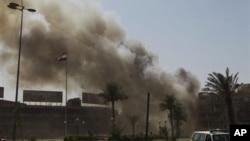Багдад, Ирак. 30 сентября 2012