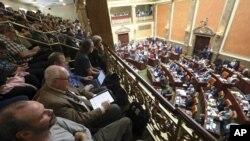 Los legisladores de Utah se reúnen para considerar los cambios en una iniciativa de votación aprobada por los votantes que legaliza la marihuana medicinal.
