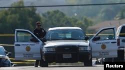 تحقیقات پلیس سن دیه گو درباره علت وقوع حادثه و درگیری بین پلیس و مهاجم هنوز در جریان است.