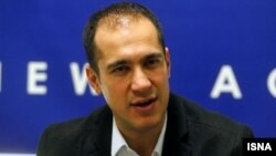 Kaveh Madani, pejabat senior lingkungan Iran