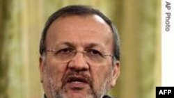 وزیر امور خارجه ایران از دفتر حفظ منافع جمهوری اسلامی در واشنگتن دیدن کرد